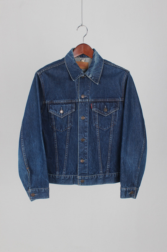 "Levi's Big ""E"" Denim Jacket"