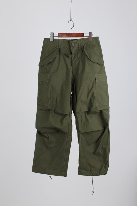 (DEAD STOCK) VINTAGE U.S ARMY M-65 FIELD TROUSERS(s-s)