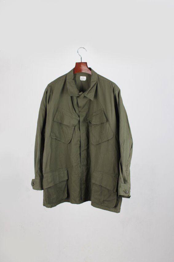 [deadstock] Jungle fatigue Jacket (XL-R)
