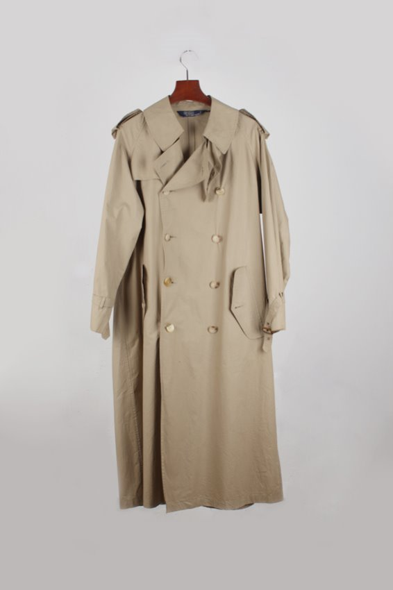 Polo Ralphlauren Trench Coat (M)
