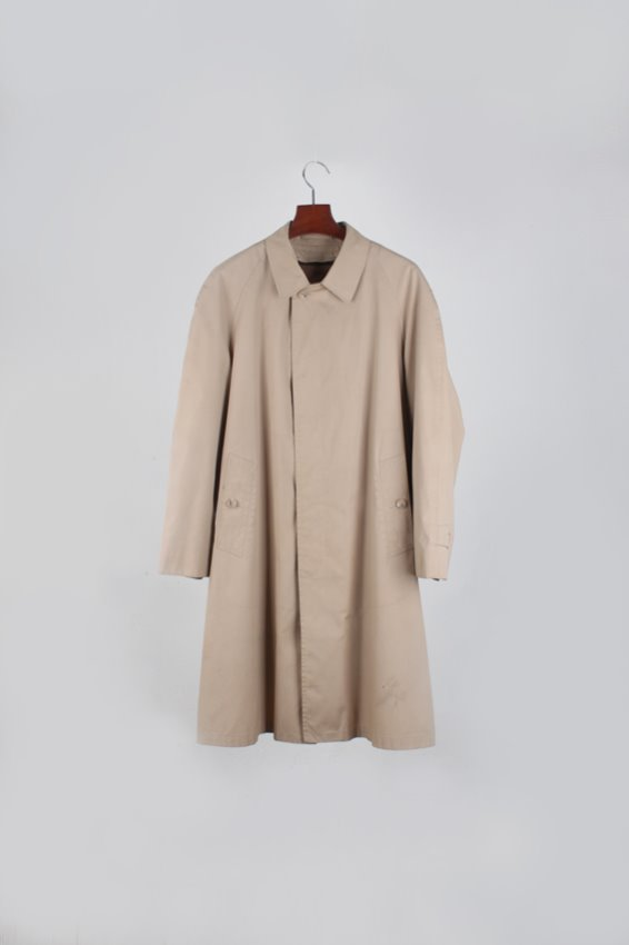 60s Brooks Brothers balmacaan coat